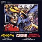 CD - Aenigma - Conquest - Morirai a Mezzanotte (Beat Records - CDCR41)