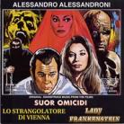CD - Suor Omicidi - Lo Strangolatore di Vienna - Lady Frankenstein (Beat Records - CDCR52)