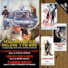 CD - La Mano Spietata della Legge - L'uomo della Strada fa Giustizia - Il Grande Racket (Digitmovies - CDDM100)