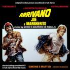 CD - Arrivano Joe e Margherito - Simone e Matteo, Un Gioco da Ragazzi (Digitmovies - CDDM126)