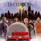 LP - Daemonia – Zombi / Dawn Of The Dead (Black Widow Records - BWR156)
