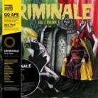 LP & CD - Criminale Vol.1  - Paura (Penny Records - PNY4506LPC)